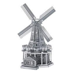 [3D메탈웍스] 풍차 (3DM520144) 금속조립키트