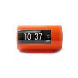[트웸코] 알람 플립 시계 AP28 (Orange)