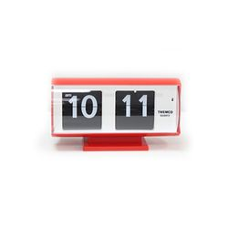 [트웸코] 플립시계 QT30T (Red)