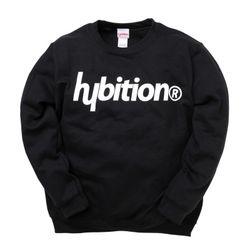 Hybition Original Crewneck Black