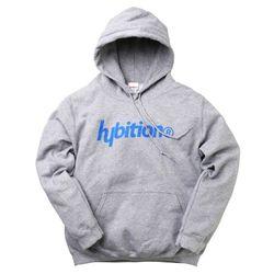 Hybition Original Logo Hoody Grey