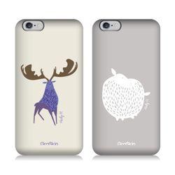 아이폰4S4 하일리힐즈(Hard) - 사슴&고래