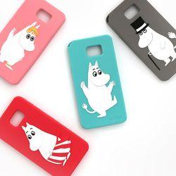 Moomin Galaxy Note5 실리콘 케이스