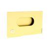 오곤 알루미늄 지갑 OT(골드)