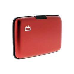 오곤 알루미늄 지갑 ST(레드)