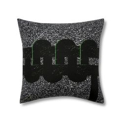 DGREY Knit 드로잉 쿠션커버