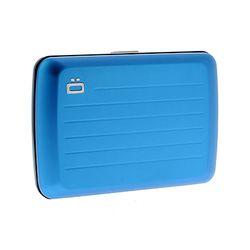 오곤 알루미늄 지갑 V2(블루)