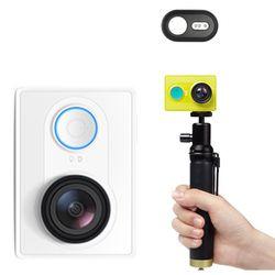 XIAOMI 샤오미 YI 액션캠+셀카봉+리모컨 패키지