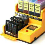 HP 오피스젯 7510 와이드포맷용 자동잉크충전기