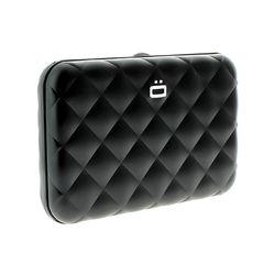 오곤 알루미늄 지갑 QB(블랙)