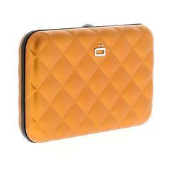 오곤 알루미늄 지갑 QB(오렌지)
