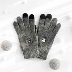 SNOWCAT GLOVES (SNOWMAN)