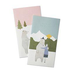 Bear and me card set