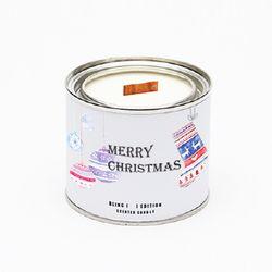 [승인보류] 크리스마스 오너먼트 캔들 - 100g