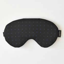 데일리 수면 안대 - 06 Blue Dot