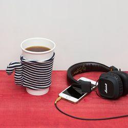 커피펫 2.0 테이크아웃 컵 슬리브 공병 데코용품