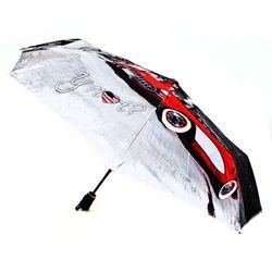 할리우드 클래식카 3단 자동우산