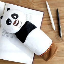 쿵푸 팬더 봉제 필통 (2종 선택)