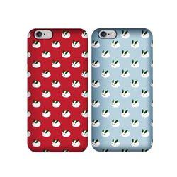 아이폰4S4 눈꽃토끼Pattern (+액정보호필름)