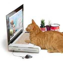 캣 스크래치 노트북 (SK CATTOP1)