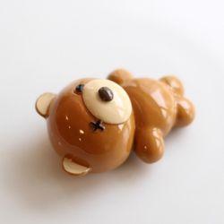 빵아 피규어 악세서리 곰인형