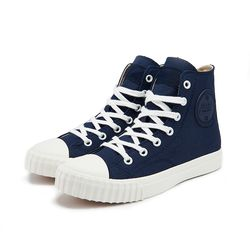 [Bata Bullets] Regular Canvas High (Navy)