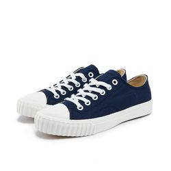 [Bata Bullets] Regular Canvas Low (Navy)