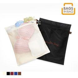 백스인백 Laundry Bag(M)BLALDM(세탁물파우치)