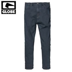 [GLOBE] SELECT DENIM LO SLUNG JEAN (BLUE BLACK)