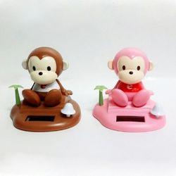 흔들흔들 원숭이 노호혼