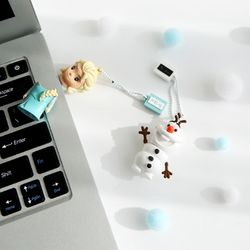 겨울왕국 캐릭터 USB 메모리 (8G)