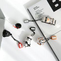 스타워즈 TFA 캐릭터 USB 메모리 (8G)