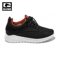 [GLOBE] ROAM LYTE KIDS (BLACKRED) 아동화 운동화