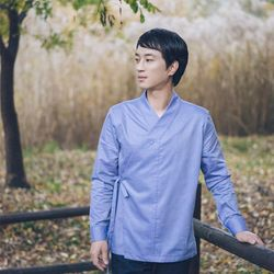 [노리개 증정(색상 랜덤)] [남자셔츠] 만추