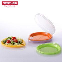 네오플램 드롭렛 피크닉 접시 세트