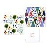 카드세트NO.1(패턴2+꽃그림1+LOVE)