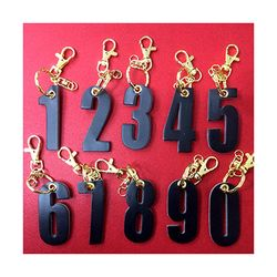 NUMVER KEY HOLDER 0-9