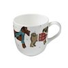 [울스터위버스] Hound Dog Mug (머그컵)
