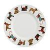 [울스터위버스] Hound Dog Plate (L) 접시(대)