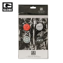 [GLOBE] BUTTON PACK (MULTI)
