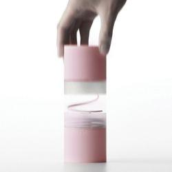 elevenplus Sound1 Bluetooth Speaker Pale Pink