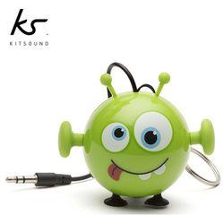 KitSound 미니 버디 외계인 포터블 스피커
