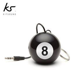 KitSound 미니 버디 매직8볼 포터블 스피커