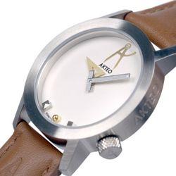 악테오 Architect02 건축 손목시계 스위스무브먼트
