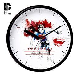 디씨코믹스 공식제품 슈퍼맨 벽시계 DC-W4037