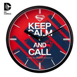 디씨코믹스 공식제품 배트맨v슈퍼맨 벽시계 DC-W4024