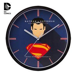 디씨코믹스 공식제품 배트맨v슈퍼맨 벽시계 DC-W4018