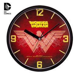 디씨코믹스 공식제품 원더우먼 벽시계 DC-W4015