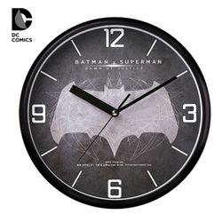 디씨코믹스 공식제품 배트맨v슈퍼맨 벽시계 DC-W4014