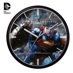 디씨코믹스 공식제품 배트맨v슈퍼맨 벽시계 DC-W4008